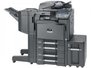 Impresora Kyocera laser color TASKalfa 2551ci Tecnycopia Foto frontal