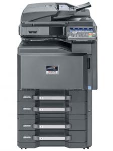 Impresora Kyocera laser color TASKalfa 3551ci Tecnycopia Foto frontal