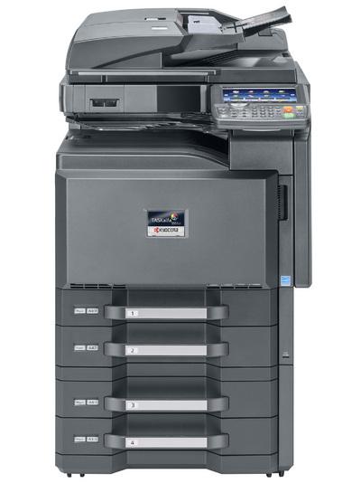 Impresora Kyocera láser color TASKalfa 3551ci Tecnycopia