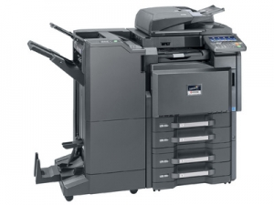 Impresora Kyocera laser color TASKalfa 5551ci Tecnycopia