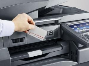 Impresora Kyocera laser color TASKalfa 5551ci Tecnycopia Foto detalle