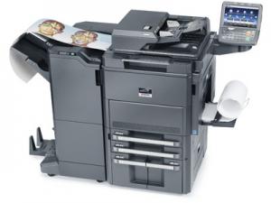 Impresora Kyocera laser color TASKalfa 6551ci Tecnycopia