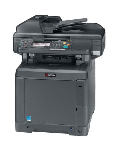Impresora multifunción láser color Kyocera Taskalfa266ci