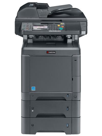 Impresora Kyocera laser color Taskalfa266ci Foto vista frontal
