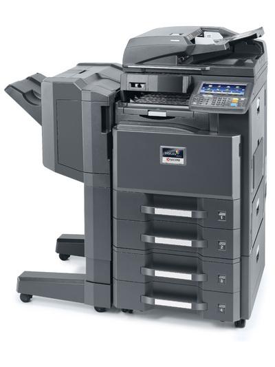 Impresora multifunción láser color Kyocera Taskalfa255ci