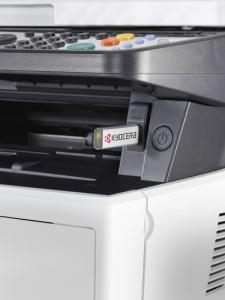Impresora Kyocera laser blanco y negro ECOSYS M2030dn ECOSYS M2530dn Detalle Tecnycopia