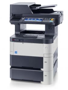 Impresora láser Kyocera color A4