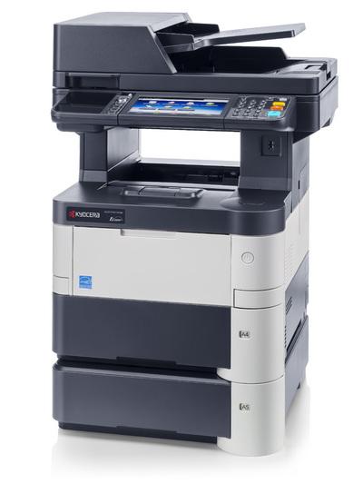 Impresora Kyocera laser ECOSYS M3540idn ECOSYS M3040idn Tecnycopia