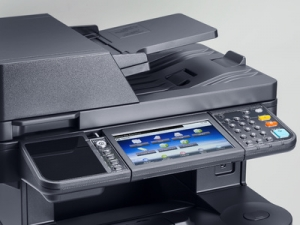 Impresora Kyocera laser ECOSYS M3550idn ECOSYS M3560idn Tecnycopia Pantalla táctil