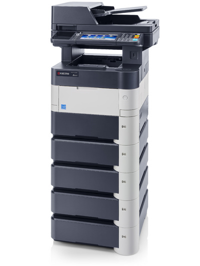 Impresora Kyocera laser ECOSYS M3550idn ECOSYS M3560idn Tecnycopia