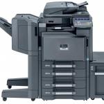 Impresora láser Kyocera color A3