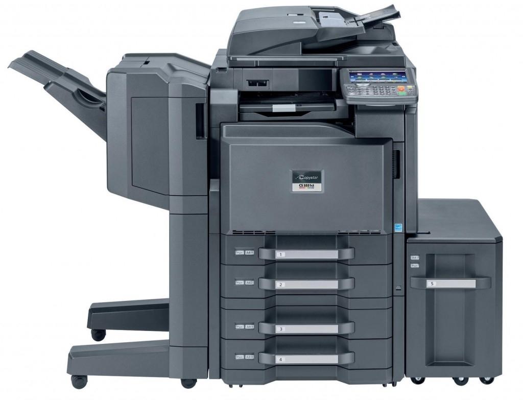 Impresora Kyocera laser TASKalfa 5501i