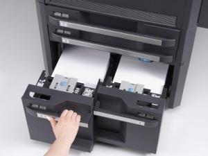 Impresora Kyocera laser TASKalfa 6501i Alimentador papel