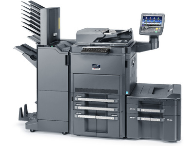 Impresora Kyocera laser TASKalfa 8001i Foto 2