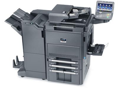 Impresora Kyocera laser TASKalfa 8001i
