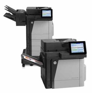 Impresora multifunción HP Láser color HP M680 alimentador autmático