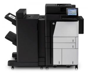 Impresora láser color HP M880 Foto 2