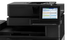 Impresora láser color HP M880 Foto 3