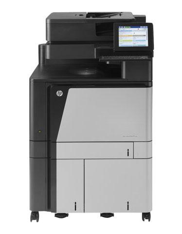 Impresora multifunción HP láser color M880