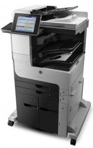 Impresora multifunción HP lasejet M725