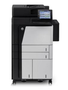 Impresora multifunción HP Lasejet monocromo HP M830