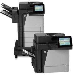 Impresora multifunción HP Laserjet color M630